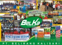 Kalender PT Belirang Kalisari