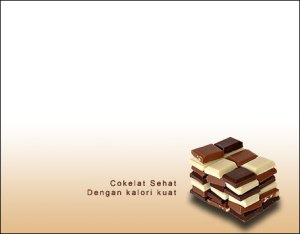Cokelat Polos