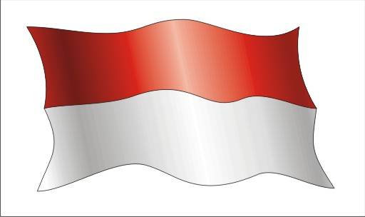 Gif Bendera Merah Putih Berkibar Mari Berbagi
