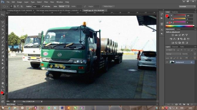 Tutorial CorelDraw Photoshop: Memperbesar Gambar dengan Aman | Raja Kalender Surabaya